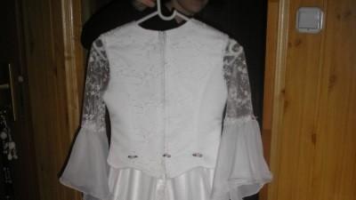 Sprzedam ładną sukienkę komunijną