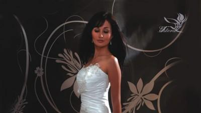 Sprzedam ładną suknię - roz 38-rzeszów jasło krosno