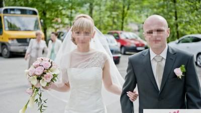 Sprzedam ładną suknie ślubną