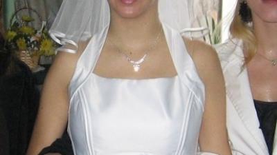 sprzedam ładna suknię ślubną!!!!!!!!!!!!Zachecająca cena!!!!