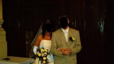 sprzedam markową suknie ślubną jedyną w swoim niepowtarzalnym  stylu