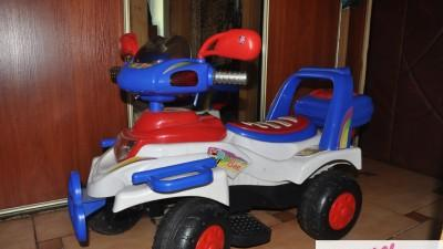 sprzedam motorek dziecinny na akumulator