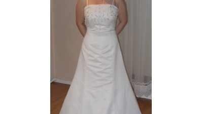 Sprzedam niedrogo śliczną suknię!