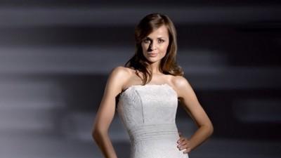 Sprzedam nieużywaną suknię ślubną firmy Cymbeline model Nairobi