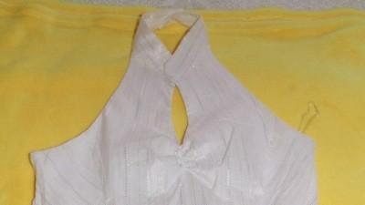 Sprzedam nową śliczną białą bluzkę rozmiar 36