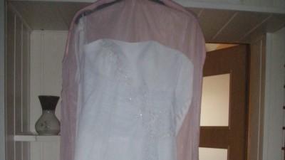 sprzedam nową suknie ślubna