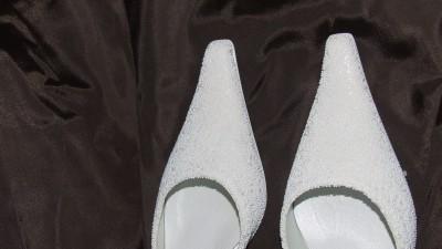 Sprzedam nowe białe buty ślubne nr 38 Growikar