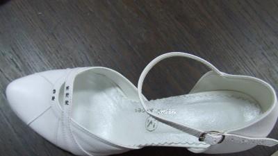 Sprzedam nowe buty ślubne białe nr 36