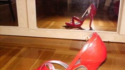 Sprzedam nowe sexowne buty na obcasie nr 40