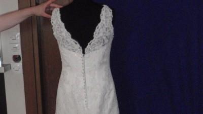 Sprzedam NOWE suknie st. PATRICK BAILE z salonu Madonna w Hiszpanii