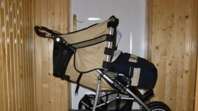 """Sprzedam NOWY wózek """"Y2K TEUTONIA"""""""