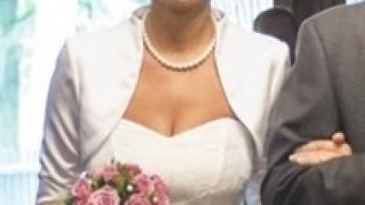 Sprzedam oryginalną sukienkę ślubną