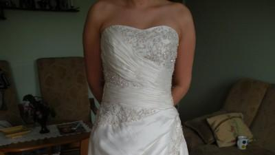 Sprzedam Oryginalną suknię ślubną firmy ANNAIS BRIDAL