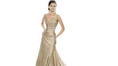 Sprzedam oryginalną suknię ślubną La Sposa, model Satelite z bolerkiem i welonem