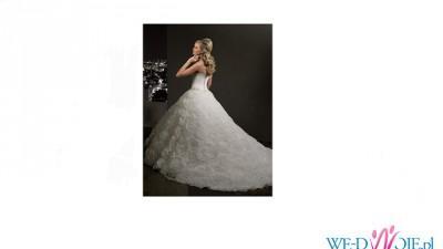 Sprzedam Oryginalną suknię ślubną marki Mori Lee-  kolekcja 2012