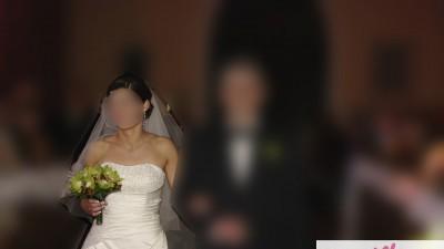 sprzedam oryginalną suknię ślubną OreaSposa