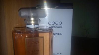 sprzedam oryginalny perfum Chanel Coco Mademoiselle Woman 100ml