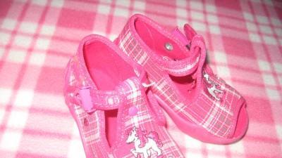 Sprzedam pantofelki BEFADO rozm.19