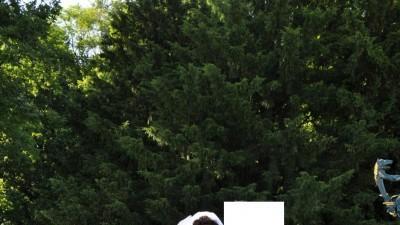 Sprzedam piękną, białą suknię ślubną domu mody Jacqueline model Karen