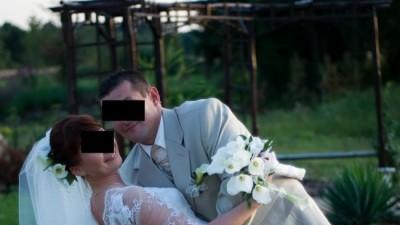 Sprzedam piękną, koronkową suknie ślubną-kolor budyniowy-fason Rybka