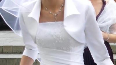 SPRZEDAM - Piękna suknia ślubna z tego roku!!!