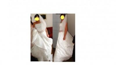 Sprzedam piękną suknię Aspera 4290 OKAZJA