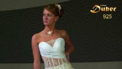Sprzedam piękną suknię firmy Duber - kolekcja 2010!