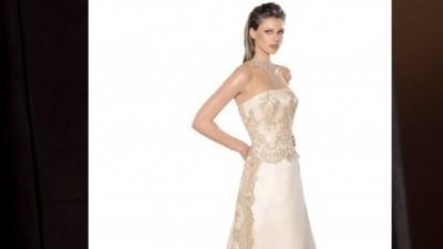 Sprzedam piekną suknię firmy Villais rozm. 38
