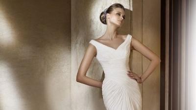 Sprzedam piękną suknię Pronovias Abaco ( z salonu Madonna)