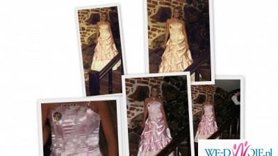 Sprzedam Piekna Suknie (Ślub Cywiln, Studniówka,Wesele)