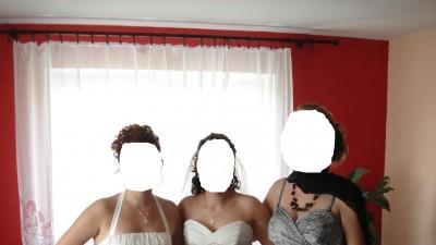 Sprzedam piękną suknię ślubną:)