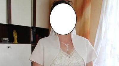 Sprzedam piękną suknie ślubną biała roz.46