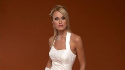 Sprzedam piękną suknię ślubną Dżamilla rozmiar 36