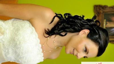 Sprzedam piekną suknie ślubna firmy Agnes