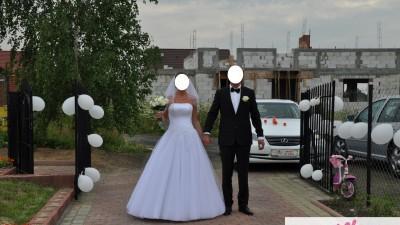 sprzedam piękną suknię ślubną firmy Angel model Darla