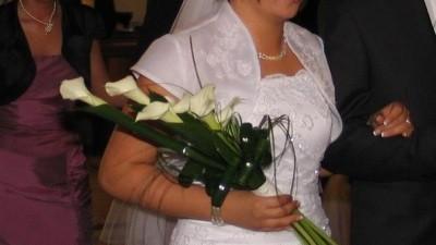 """Sprzedam  piękną suknie ślubną firmy """"Gala"""""""