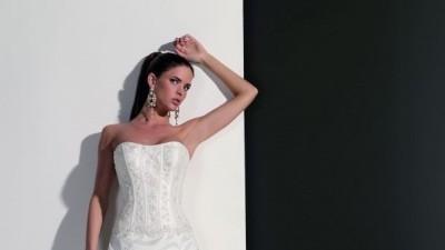 Sprzedam piekną suknie slubną, firmy sweetheart, stan idealny