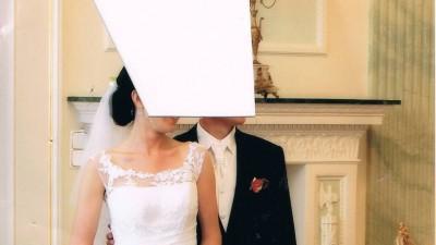 Sprzedam piękną suknię ślubną MARGARETT SONIA rozmiar 36/38