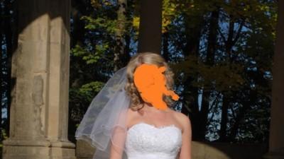Sprzedam piękną suknię ślubną Melody