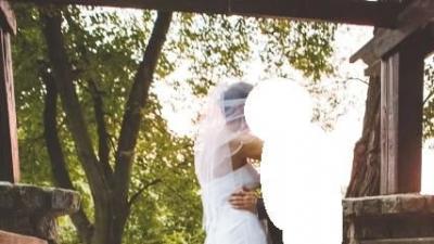 Sprzedam piękną suknię ślubną okazja !! Rozm. ok 38-42