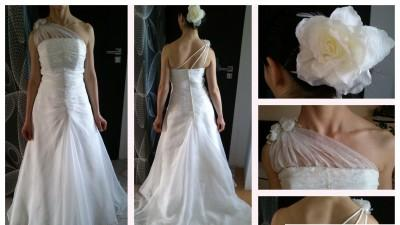 Sprzedam piękną suknię ślubną roz. 38