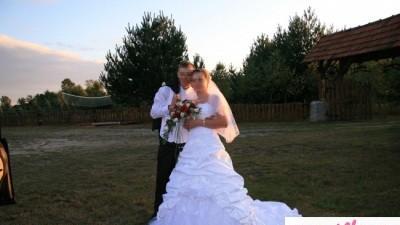 Sprzedam Piękną Suknie ślubną TANIO Zapraszam