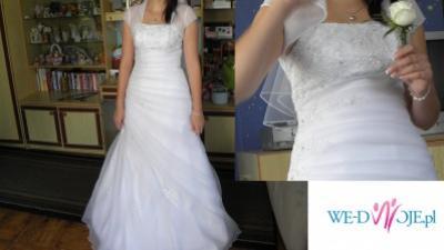 Sprzedam piękną suknie ślubną z kolekcji 2011