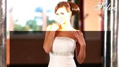 sprzedam piękną suknię ślubną z kolekcji Emmi Mariage