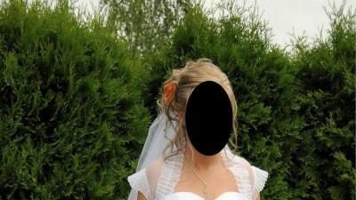 Sprzedam piękną suknie ślubną z koronki!!!!