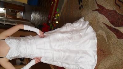 Sprzedam Piękno suknię Ślubną
