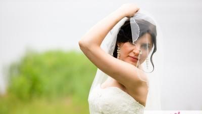 Sprzedam piękny welon ślubny Zuza