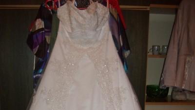 Sprzedam pilnie suknię ślubną