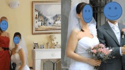 Sprzedam prze śliczną suknię Eliana 2012