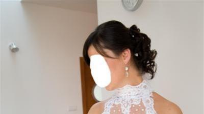 Sprzedam przepiekną koronkową suknię ślubną+dodatki gratis!!!